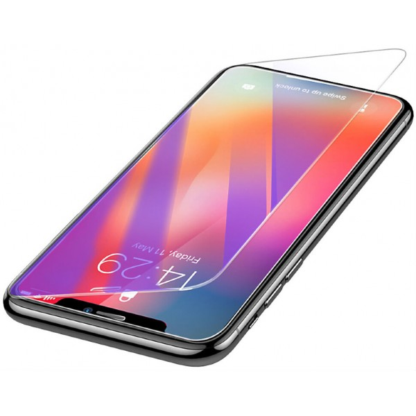Baseus 0.15mm Full-glassAnti-bluelight защитное стекло для iP XS Max/11 ProMax 6.5in — фото