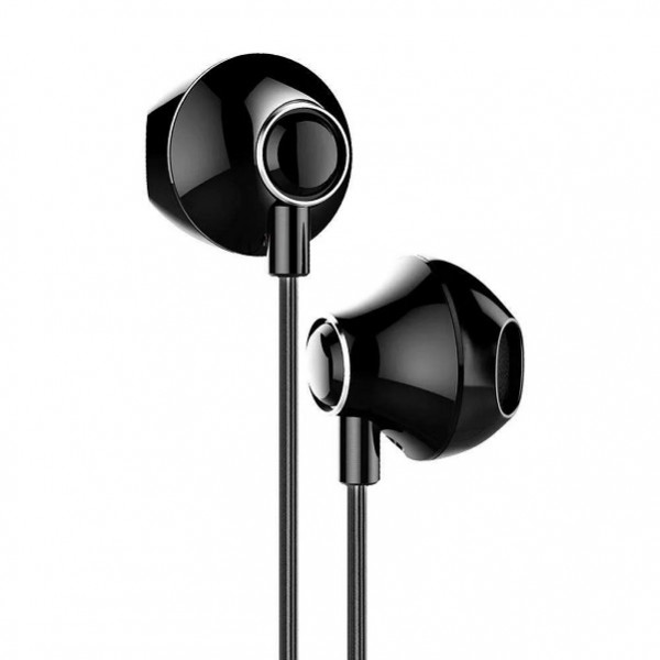 Baseus Encok H06 lateral in-ear Wire Earphone Черный NGH06-01