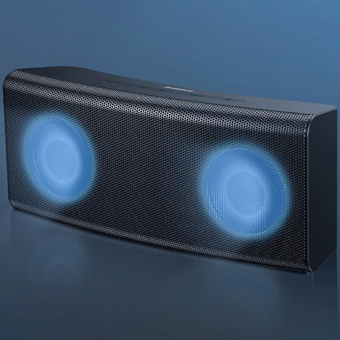 Baseus Encok Wireless Speaker E08 Черный NGE08-01
